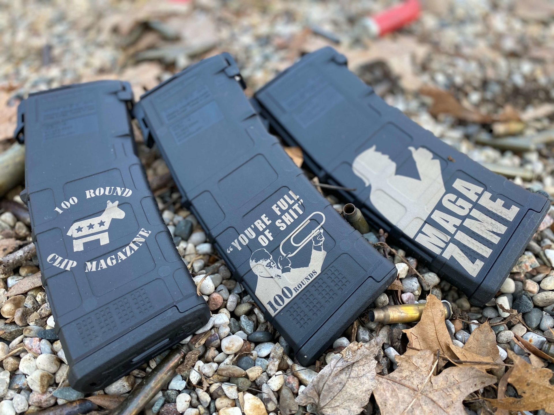 customized pmags